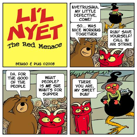 Li'l Nyet #124