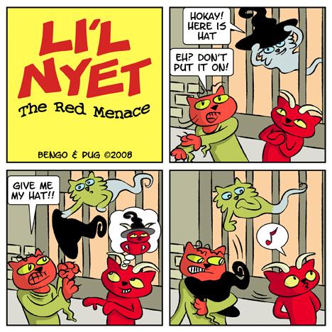 Li'l Nyet #134