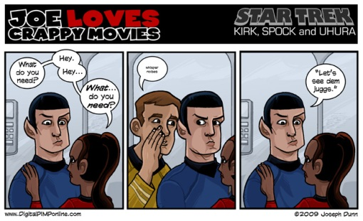 Joe Loves Crappy Movies #472
